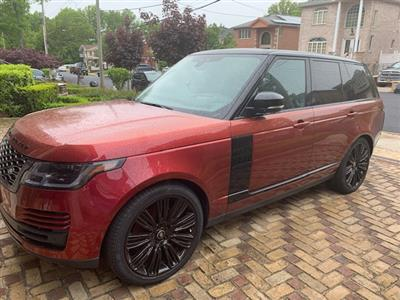 2019 Land Rover Range Rover lease in Staten Island,NY - Swapalease.com