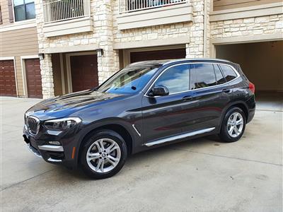 2019 BMW X3 lease in Katy,TX - Swapalease.com