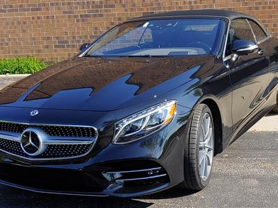 2019 Mercedes-Benz S-Class Cabriolet lease in Libertyville,IL - Swapalease.com
