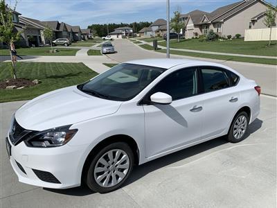 2018 Nissan Sentra lease in Omaha,NE - Swapalease.com
