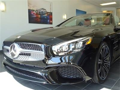 2019 Mercedes-Benz SL Roadster lease in sycamore,IL - Swapalease.com