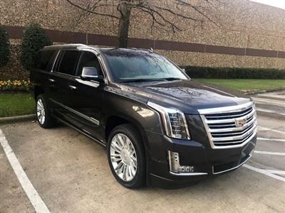 2018 Cadillac Escalade ESV lease in NORTH MIAMI BEACH,FL - Swapalease.com
