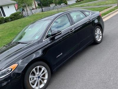 2019 Ford Fusion Hybrid lease in Morganville,NJ - Swapalease.com