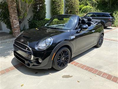 2018 MINI Convertible lease in BEVERLY HILLS,CA - Swapalease.com