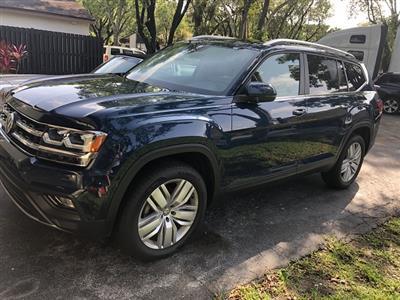 2019 Volkswagen Atlas lease in Miami,FL - Swapalease.com