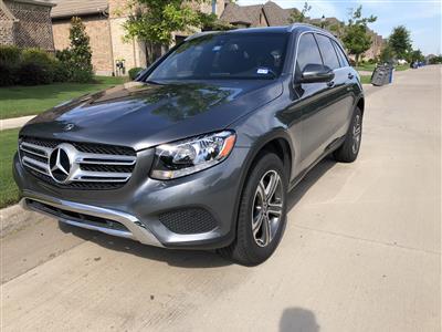 2019 Mercedes-Benz GLC-Class lease in Prosper,TX - Swapalease.com