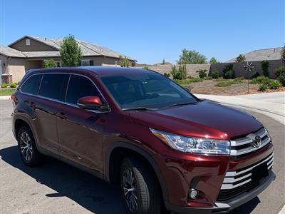 2019 Toyota Highlander lease in Menifee,CA - Swapalease.com
