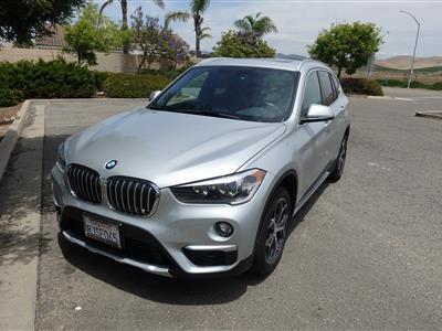 2018 BMW X1 lease in Santa Maria,CA - Swapalease.com