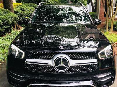 2020 Mercedes-Benz GLE-Class lease in ATLANTA,GA - Swapalease.com