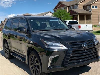 2019 Lexus LX 570 lease in Johnstown,CO - Swapalease.com