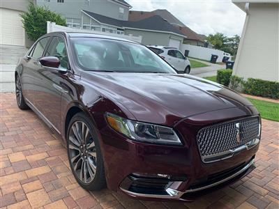 2019 Lincoln Continental lease in Orlando,FL - Swapalease.com