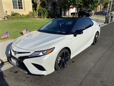 2019 Toyota Camry lease in Fontana,CA - Swapalease.com