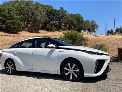 2019 Toyota Mirai lease in Martinez,CA - Swapalease.com