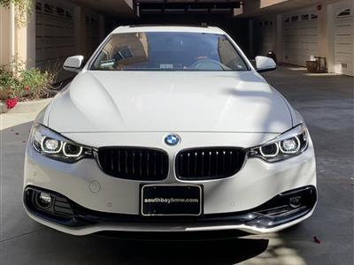 2018 BMW 4 Series lease in Alhambra,CA - Swapalease.com