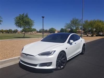 2018 Tesla Model S lease in chandler,AZ - Swapalease.com
