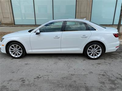 2019 Audi A4 lease in Chicago,IL - Swapalease.com