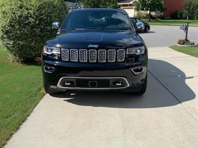 2018 Jeep Grand Cherokee lease in FUQUAY VARINA,NC - Swapalease.com