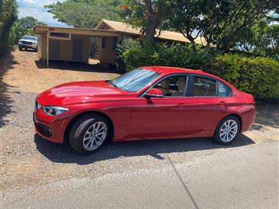 2018 BMW 3 Series lease in Kihei,HI - Swapalease.com