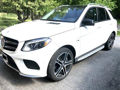 2019 Mercedes-Benz GLE-Class lease in Rockville,MD - Swapalease.com