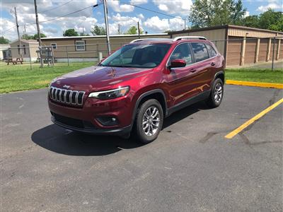 2019 Jeep Cherokee lease in Plain City,OH - Swapalease.com