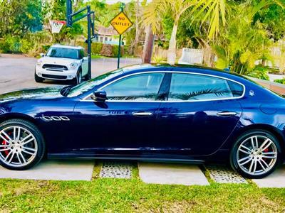 2018 Maserati Quattroporte lease in Miami Shores,FL - Swapalease.com