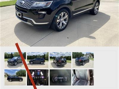 2018 Ford Explorer lease in Rolett,TX - Swapalease.com