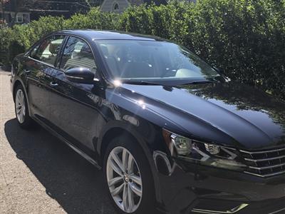 2019 Volkswagen Passat lease in Darien,CT - Swapalease.com