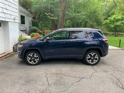 2018 Jeep Compass lease in Larchmont,NY - Swapalease.com