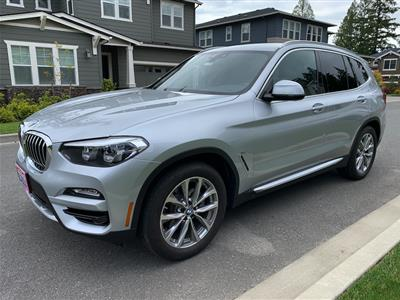 2019 BMW X3 lease in Bothell,WA - Swapalease.com