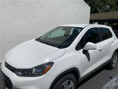 2018 Chevrolet Trax lease in San Jose,CA - Swapalease.com