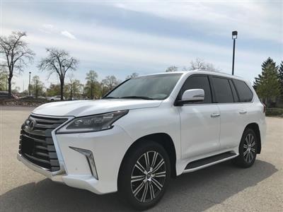 2019 Lexus LX 570 lease in Deerfield,IL - Swapalease.com