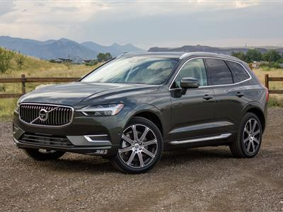 2018 Volvo XC60 lease in Denver,CO - Swapalease.com
