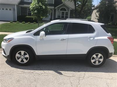 2019 Chevrolet Trax lease in Aurora,IL - Swapalease.com