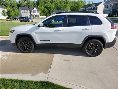 2019 Jeep Cherokee lease in Madison,OH - Swapalease.com