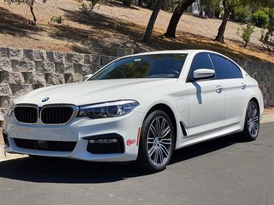 2018 BMW 5 Series lease in Danville,CA - Swapalease.com