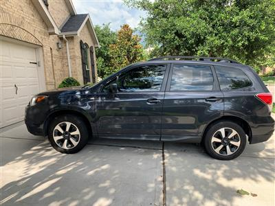 2018 Subaru Forester lease in Houston,TX - Swapalease.com