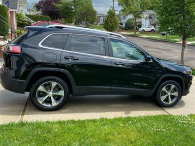 2018 Jeep Cherokee lease in Staten Island,NY - Swapalease.com
