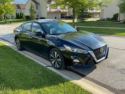 2019 Nissan Altima lease in BROADVIEW HEIGHTS,OH - Swapalease.com