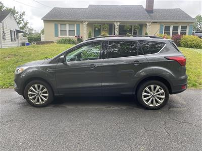 2019 Ford Escape lease in Middlesex,NJ - Swapalease.com