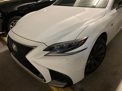 2018 Lexus LS 500 F Sport lease in aventura,FL - Swapalease.com