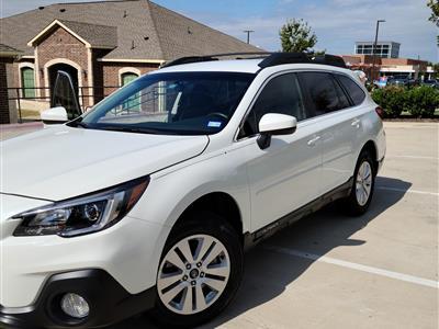 2018 Subaru Outback lease in MCKINNEY,TX - Swapalease.com