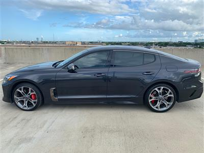 2019 Kia Stinger lease in Houston,TX - Swapalease.com