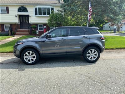2019 Land Rover Range Rover Evoque lease in OAKLAND,NJ - Swapalease.com