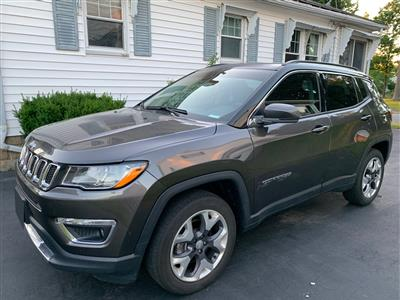 2018 Jeep Compass lease in peabody,MA - Swapalease.com