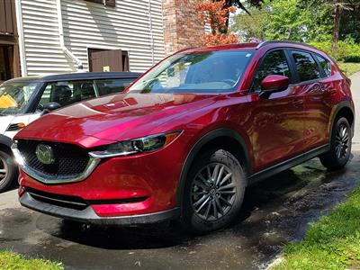 2019 Mazda CX-5 lease in Lakeville,MA - Swapalease.com