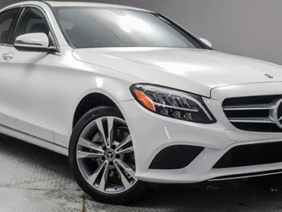 2019 Mercedes-Benz C-Class lease in La Canada,CA - Swapalease.com
