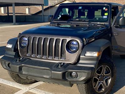 2018 Jeep Wrangler Unlimited lease in Dallas,TX - Swapalease.com