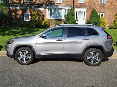 2019 Jeep Cherokee lease in New Rochelle,NY - Swapalease.com