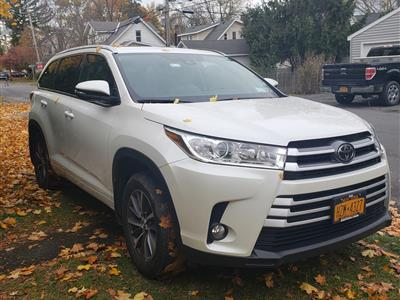 2018 Toyota Highlander lease in ,NY - Swapalease.com