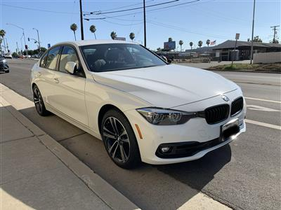 2018 BMW 3 Series lease in Long Beach,CA - Swapalease.com